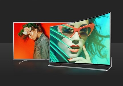 4K Sharp TV