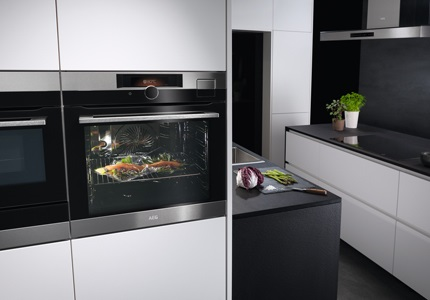 AEG built-in appliances