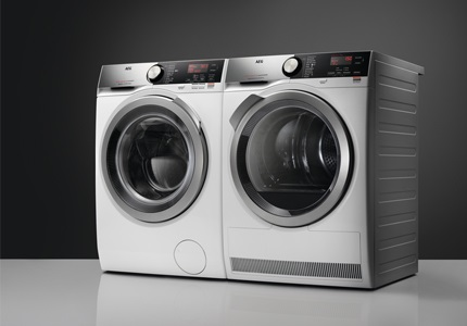 Washing machines and dryers AEG