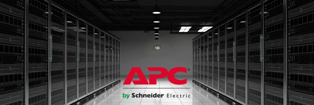 Serverová řešení a UPS APC