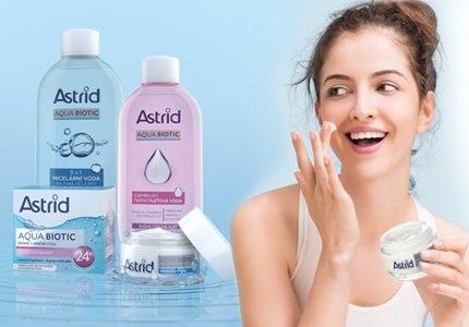 Péče o pleť Astrid