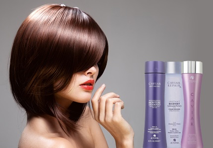 Šampóny a kondicionéry Alterna