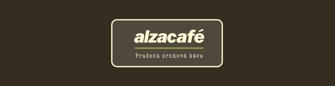 AlzaCafé banner