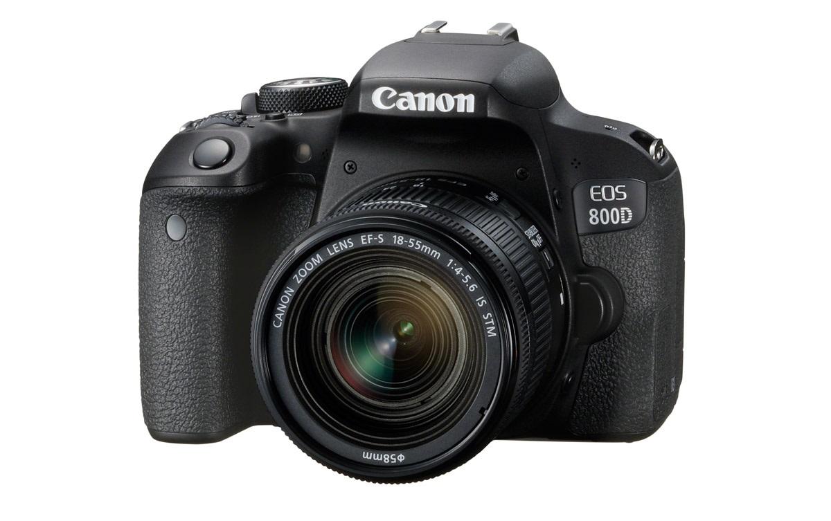 Canon EOS 800D zrcadlovka