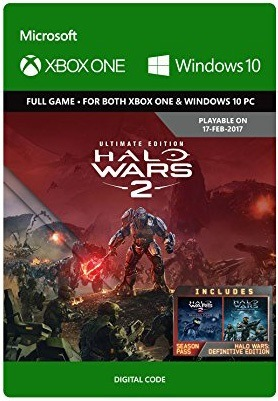 Halo Wars 2: Ultimate Edition Pre-Order & Launch Day - (Play Anywhere)