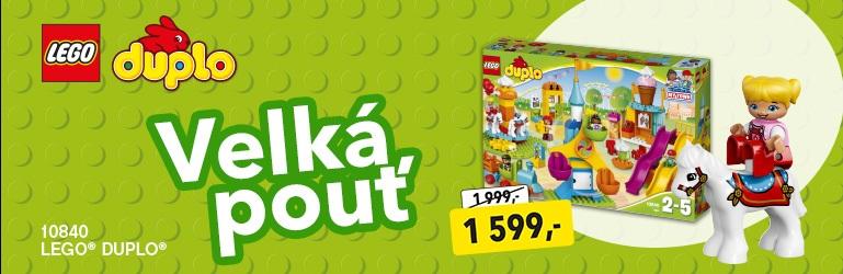 LEGO Duplo Velká pouť