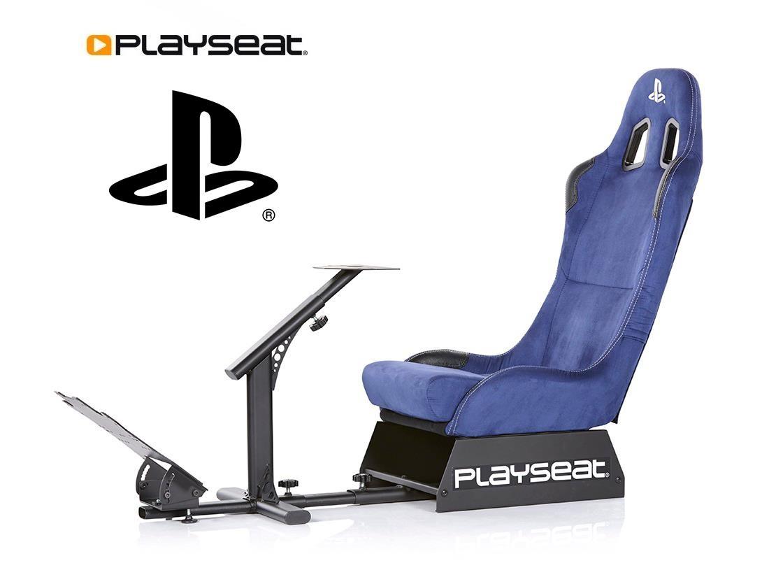 playseat evolution alcantara racingseat f r profis. Black Bedroom Furniture Sets. Home Design Ideas