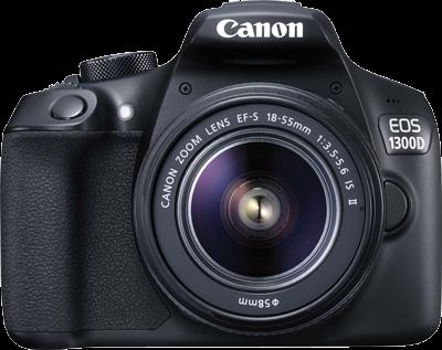 Digitální zrcadlovky Canon