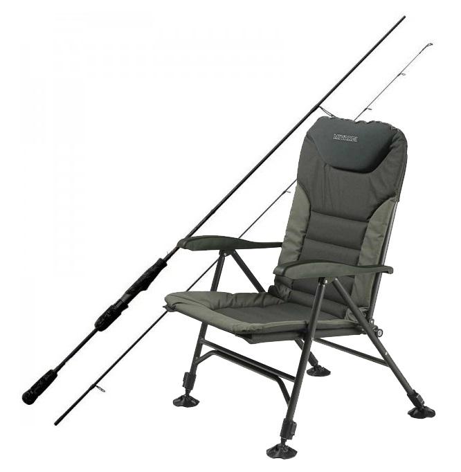 present for grandad; fishing; Mivardi Comfort Quattro; Savage Gear Black Savage Spin