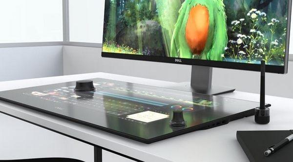 Dell Canvas; inteligentná pracovná plocha