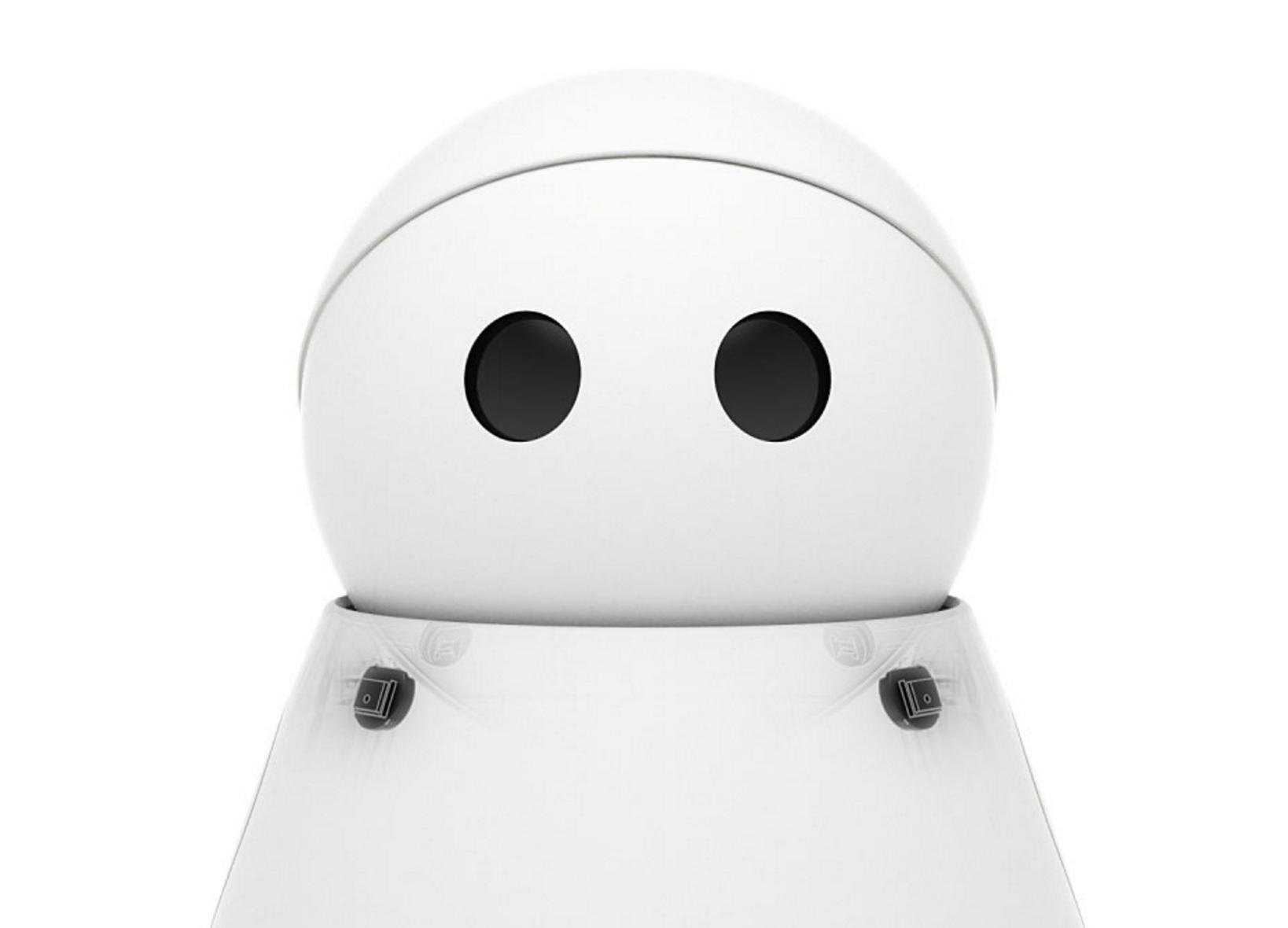 KURI, inteligentný robot do domácnosti