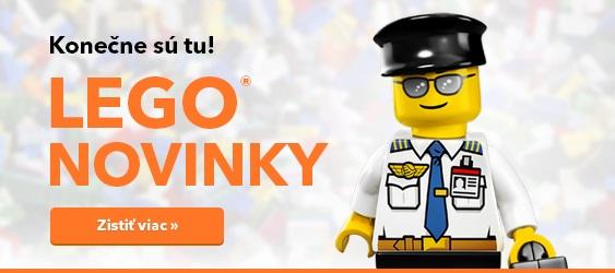 Novinky LEGO 2017