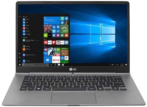 LG Gram; najľahší notebook na svete