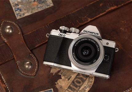 Fotoaparáty Olympus OM-D