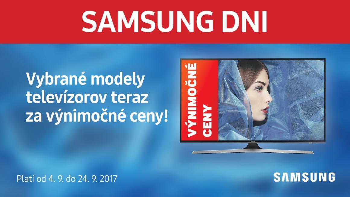 Samsung dny 2017