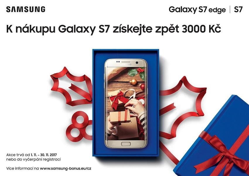 Samsung Galaxy S7 - cashback