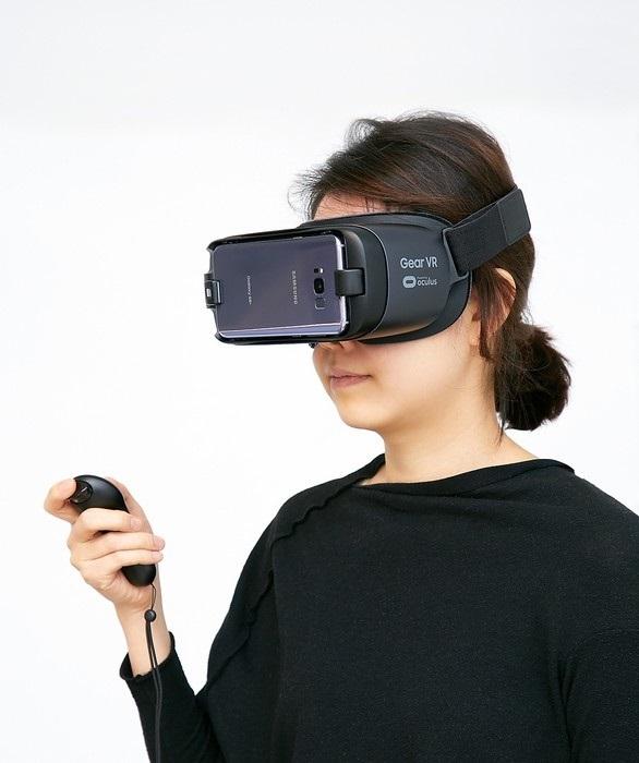Samsung Gear VR - nový ovladač