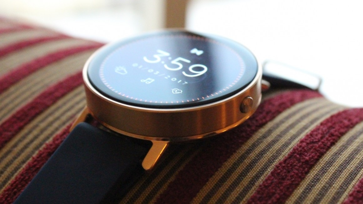 Misfit Vapor; inteligentné hodinky s fitness funkciami