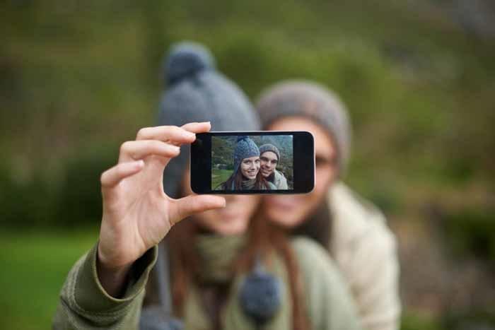 Focení se smartphonem