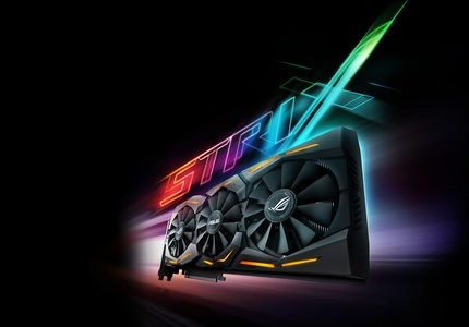 Asus GeForce GTX 1080 Strix graphics card