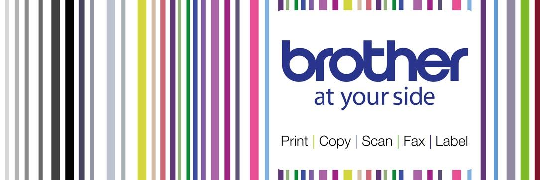 Banner tiskárny Brother