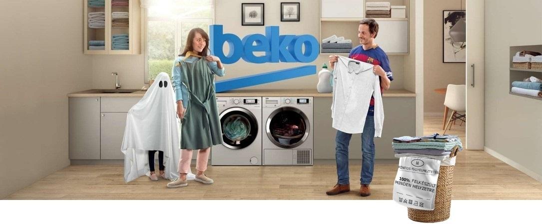 Beko - a fürdőszobák hivatalos partnere