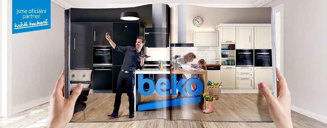 Beko - the official partner of every kitchen