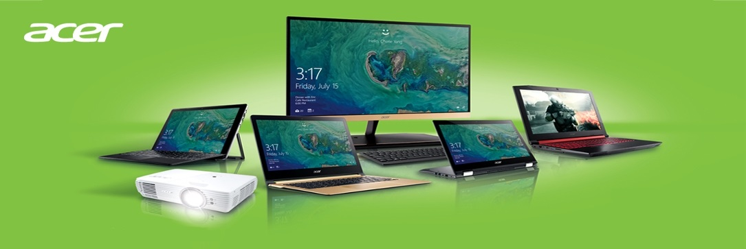 Acer - számítógépek, laptopok, monitorok, projektorok, telefonok és tabletek