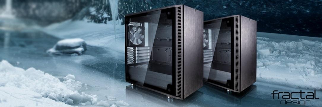PC skříně Fractal Design