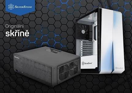 PC skříně SilverStone