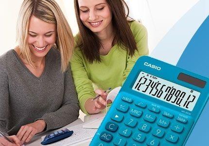 kapesní kalkulačka casio