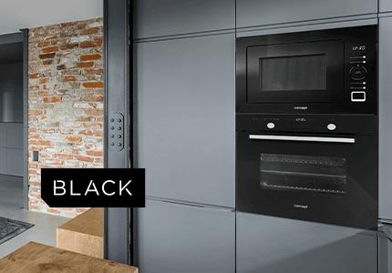 Spotřebiče Concept Black Line