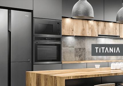 Spotřebiče Concept Titania