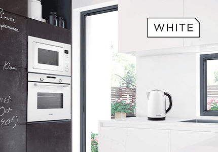 Spotřebiče Concept White Line