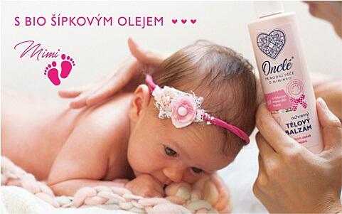 Dětská kosmetika Onclé