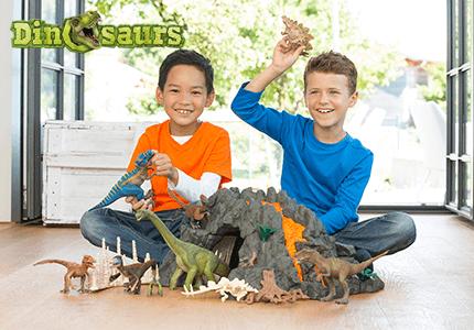 Schleich dinosauři