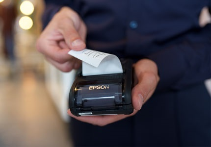 EET tiskárna Epson