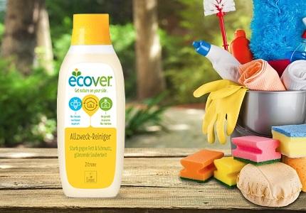 Čisticí prostředky Ecover