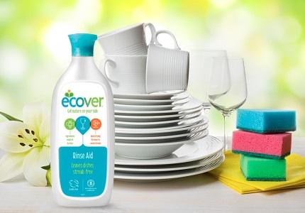Přípravky do myčky Ecover