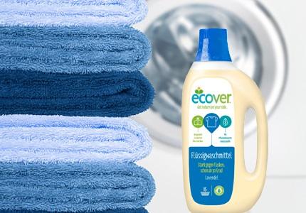 Prací prostředky Ecover