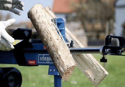 Štípač dřeva Scheppach