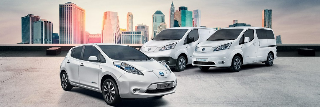 Elektromobily Nissan