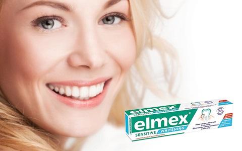 Zubní pasty Elmex