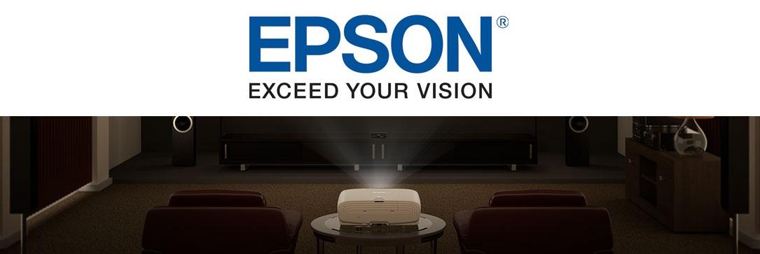 Epson brandpage