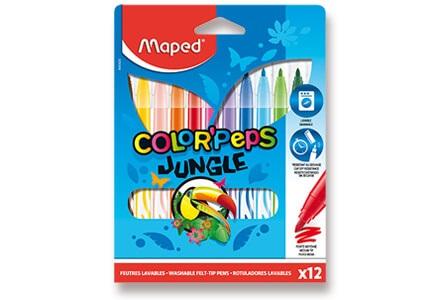 Maped Marker unf Filzstifte - Color Peps