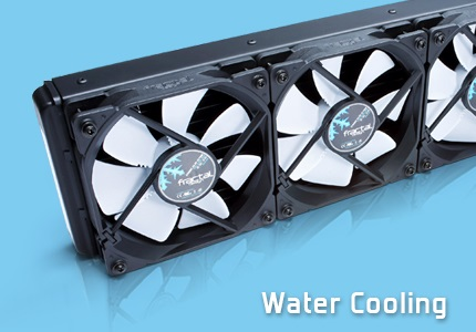 Water cooling Fractal Design