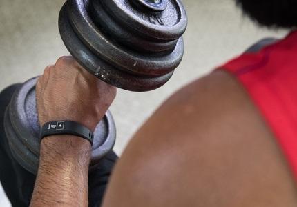 Fitness náramek Garmin VivoSmart