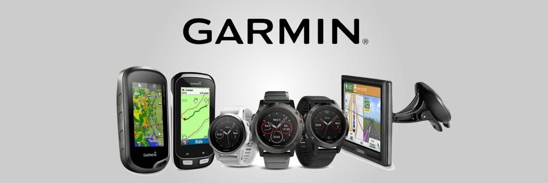 Garmin - navigace a Smart elektronika