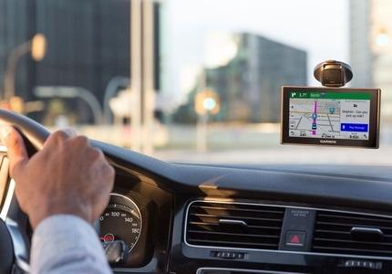 Navigácia Garmin