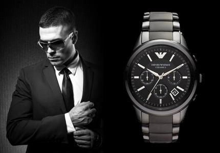 Giorgio Armani hodinky